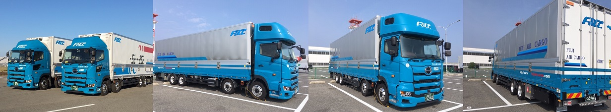 福岡空港支店の車両